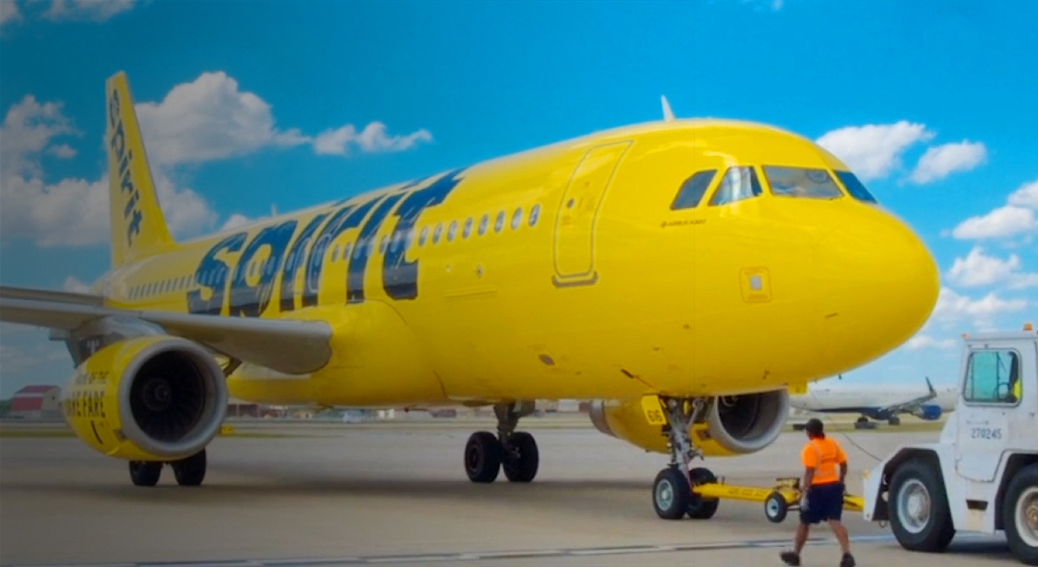 The Spirit of Innovation: How an Airline Enhances the Customer Experience